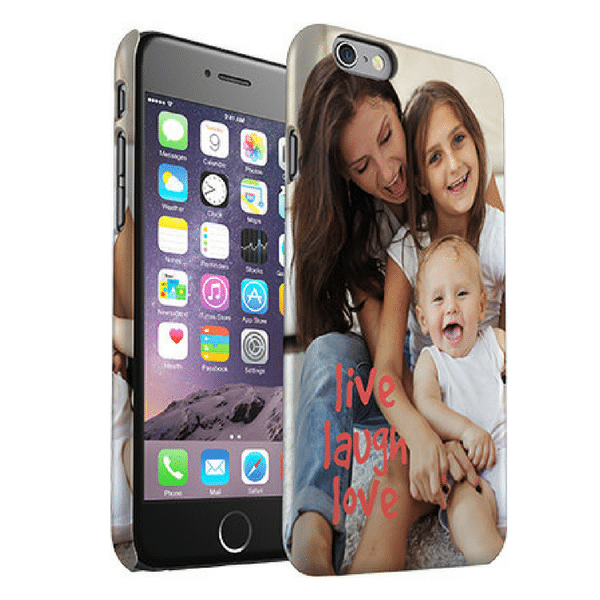 Photo Cell Phone Cover - Fun & Unusual Photo Gifts for Under $50 | ThePhotoOrganizers.com