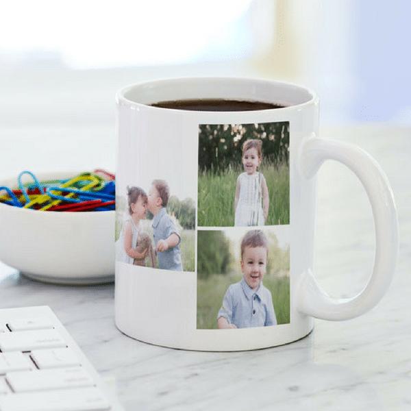 Photo Coffee Mug - Fun & Unusual Photo Gifts for Under $50 | ThePhotoOrganizers.com