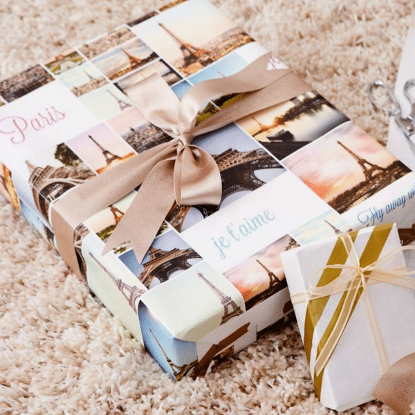 Wrapping Paper - Fun & Unusual Photo Gifts for Under $50 | ThePhotoOrganizers.com