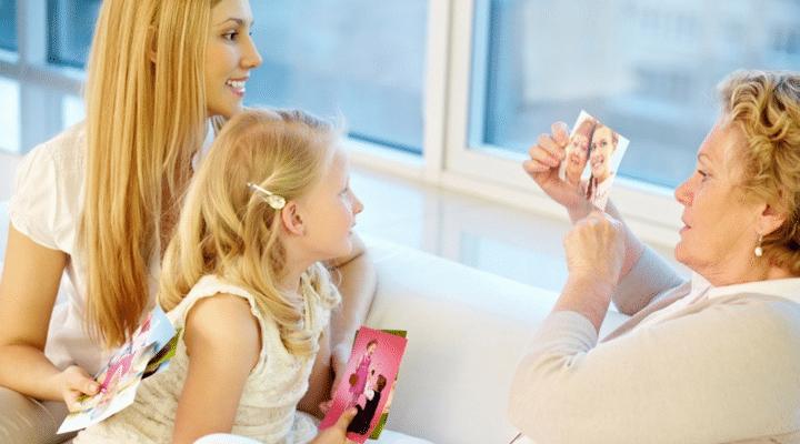 Photo Tip Tuesday: Family stories build self esteem | PhotoOrganizers.com