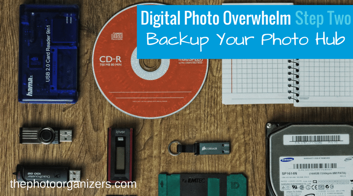 3 Steps to Kick Digital Photo Overwhelm | ThePhotoOrganizers.com