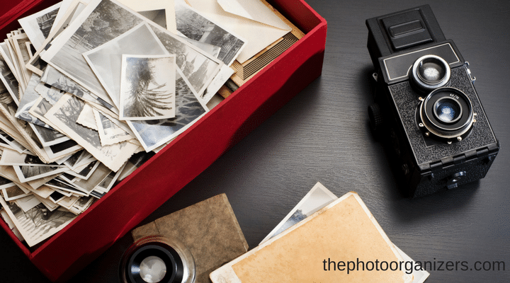 When People Don't Care About Their Photos: What Should A Photo Organizer Do? | ThePhotoOrganizers.com