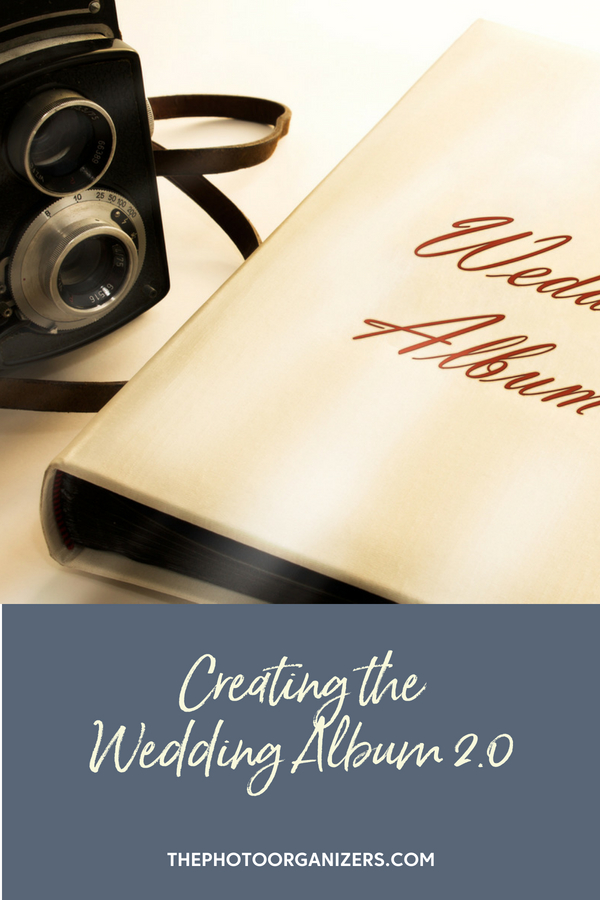 Creating The Wedding Album 2.0 | ThePhotoOrganizers.com