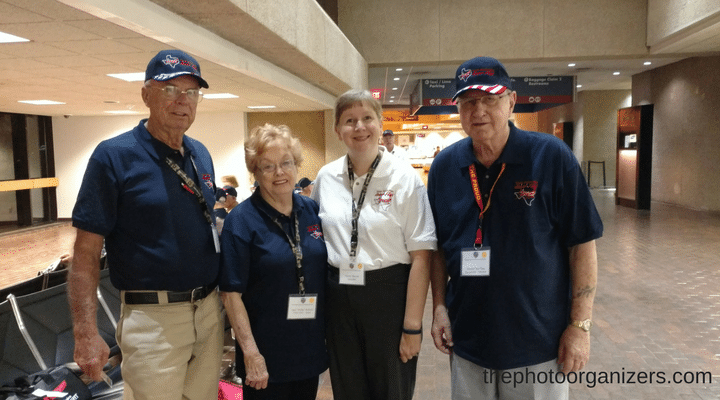 Serving As A Guardian On An Honor Flight: Honoring the Veterans & their Memories | ThePhotoOrganizers.com