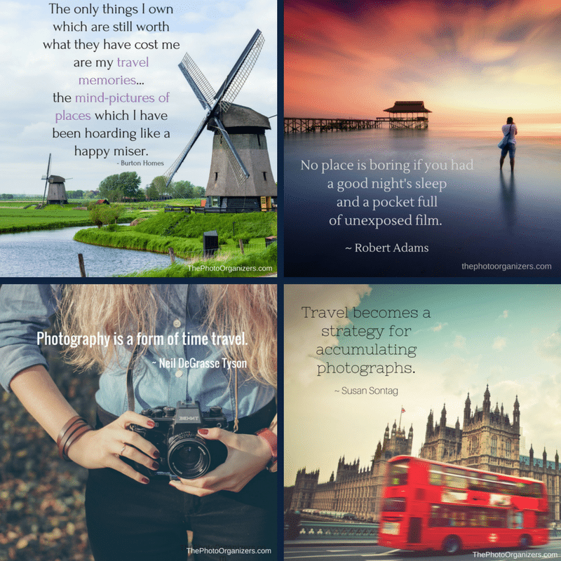 Quotes about Travel and Photography | ThePhotoOrganizers.com