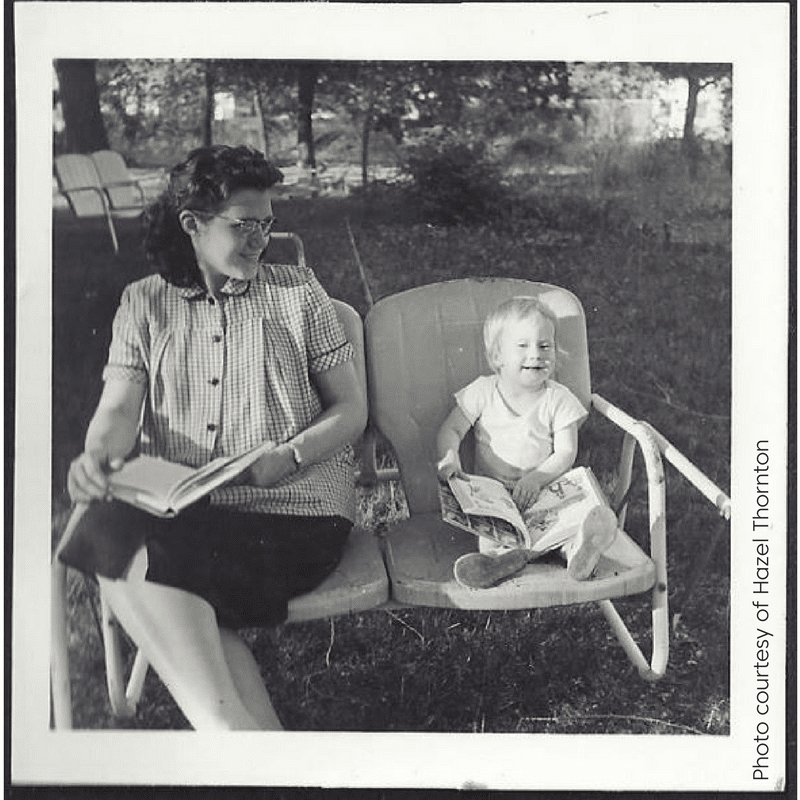 Grandma's Lawn Chairs: Do Your Photos Tell a Story? | ThePhotoOrganizers.com