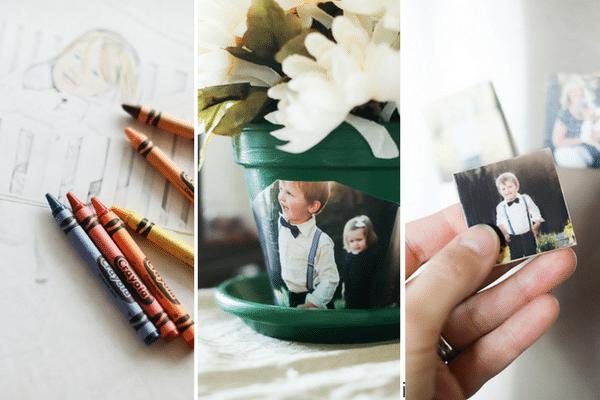DIY Photo Gift Ideas | ThePhotoOrganizers.com