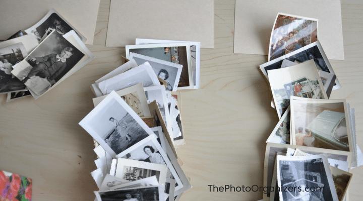 Organizing Your Photo Life Sorting Photos | ThePhotoOrganizers.com