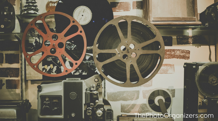 Top 6 Reasons to Digitize Your Home Movies