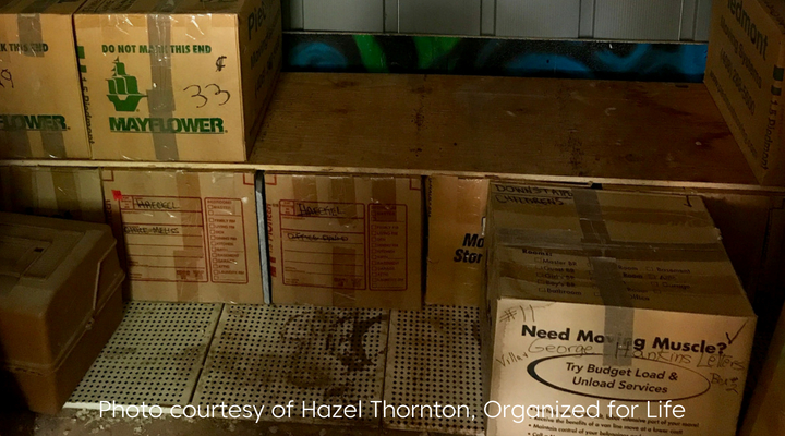 Mom's Boxes from OrganizedforLife.com