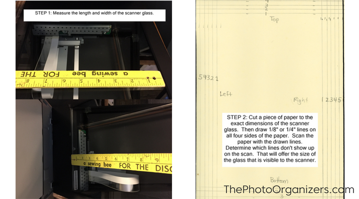 Scan Your Photos: Six Scantistic Flatbed Tips & Tricks | ThePhotoOrganizers.com