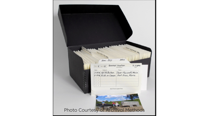 Beyond Photo Albums...What Are My Photo Storage Options | ThePhotoOrganizers.com
