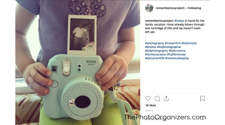 Memory Keeping: Capturing Your Kids' Stories | ThePhotoOrganizers.com