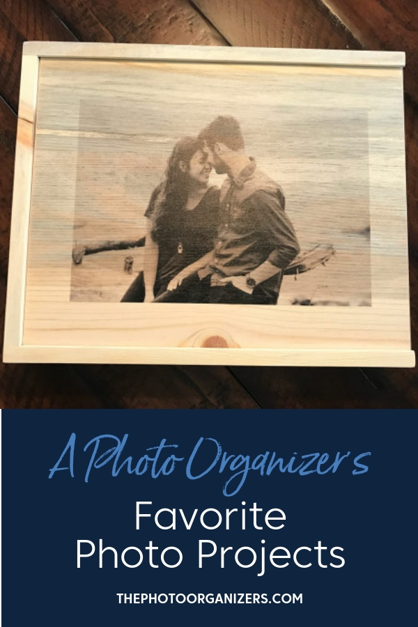 A Photo Organizer's Favorite Photo Projects | ThePhotoOrganizers.com